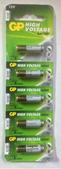 Pilas 27a 12v High Voltaje