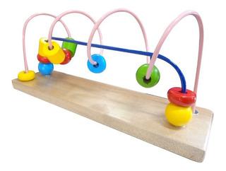 Laberinto Pequeño -juguete Didáctico Método Montessori