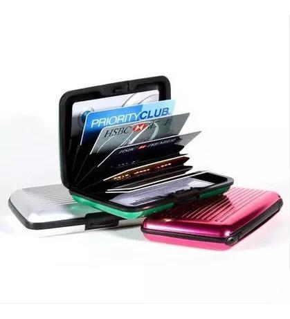 Porta Cartão Crédito Visita
