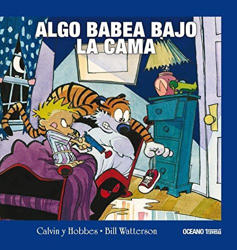 Libro Calvin Y Hobbes 2. Algo Babea Bajo La Cama - Nuevo