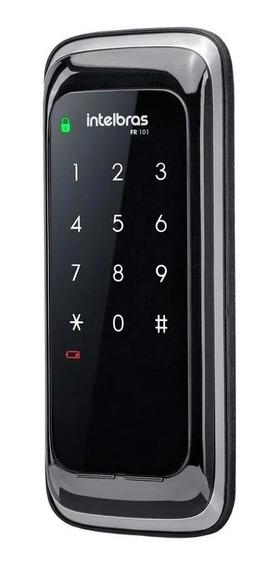 Fechadura Digital Intelbras Fr 101 Display Luminoso Touch