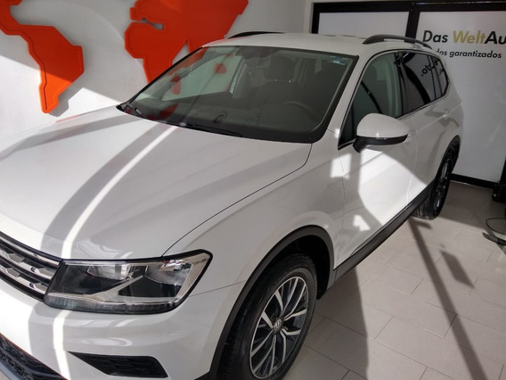 Volkswagen Tiguan Comfortline 3ra Fila De Asientos Mod 2018