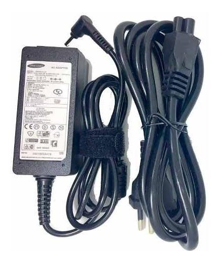 Carregador Fonte Notebook Samsung Ultrabook 19v 2.1a 40w Lg
