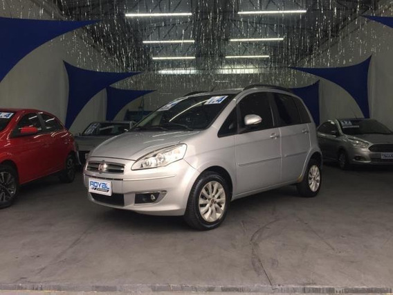 Fiat Idea Attractive 1.4 8v (flex) Manual