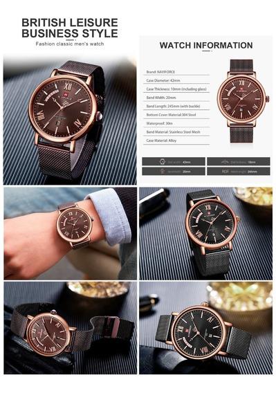 Relógio Naviforce Nf3006
