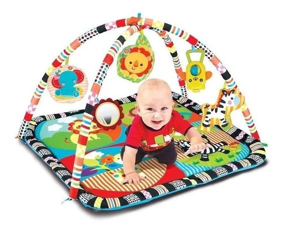 Tapete Centro De Atividades Para Bebês Zp00179 Zoop Toys
