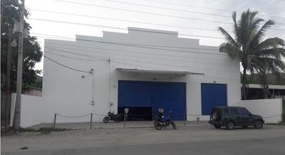Rento Bodega En Aldea Aguas Salobrega Antiguo Ferromax