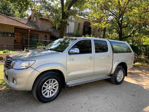 Toyota Hilux 3.0 Cd Srv I 171cv 4x2 - B3 2013