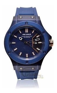 Reloj Pro Space Hombre Psh0074 -2a Azul 100m