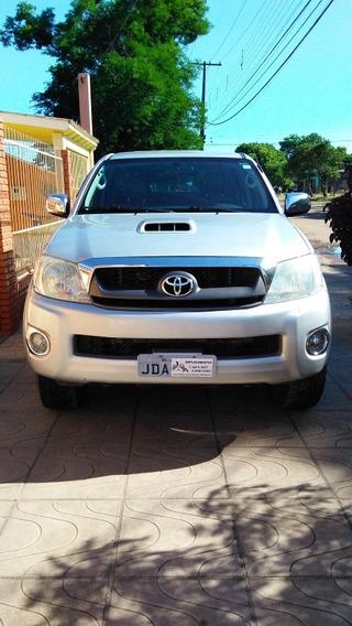 Toyota Hilux 3.0 Srv Cab. Dupla 4x4 4p 2009