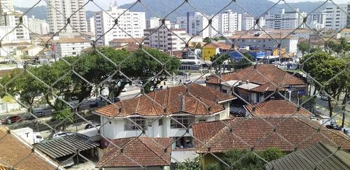 Gonzaga- Apartamento 3 Dormitorios-ste-dep Vg Dem-excelente