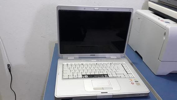 Notebook Hp Compaq Amd Turion 64 Mem 1gb Hd 160gb Leia Anunc