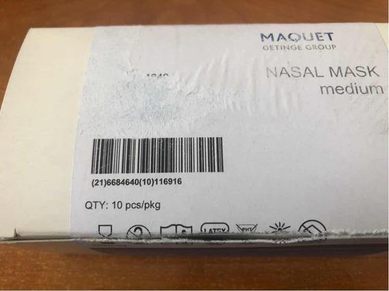 Mascarilla Cpap Neonatal Tamaño M Marca Maquet