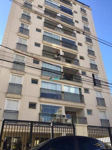 Imagem 1 de 9 de Apartamento Com 2 Dormitórios À Venda, 60 M² Por R$ 562.000,00 - Cambuí - Campinas/sp - Ap2308
