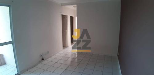 Apartamento Com 2 Dormitórios À Venda, 49 M² Por R$ 162.000,00 - Matão - Sumaré/sp - Ap5176