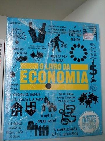 Livro O Livro Da Economia