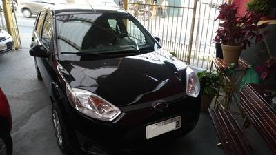 Fiesta Hatch 1.6 2012 Completo, Pneus 75%, Zetec Rocan