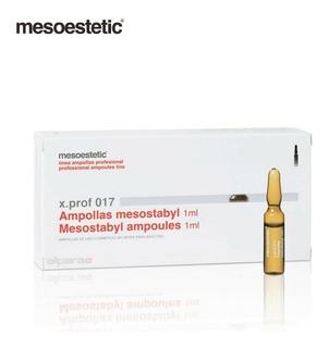 Mesostabyl 10 Ampollas De 5ml Mesoestetic. Envios Gratis