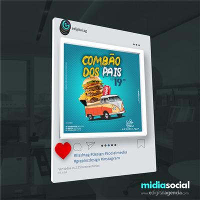 Arte / Design / Flyer Pra Rede Social