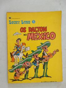 Lucky Luke Nº 3! Os Dalton No México Rge 1973!