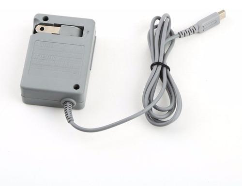 Imagen 1 de 8 de Cargador Pared De 220v Para Nintendo 2ds 3ds 3ds Xl Ds Dsi