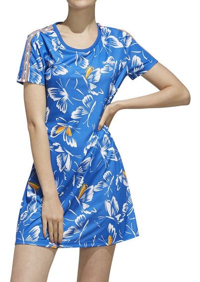 Vestido adidas Farm Rio Mujer Ei4825-ei4825