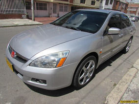 Honda Accord Ex V6 At 3000cc 4p