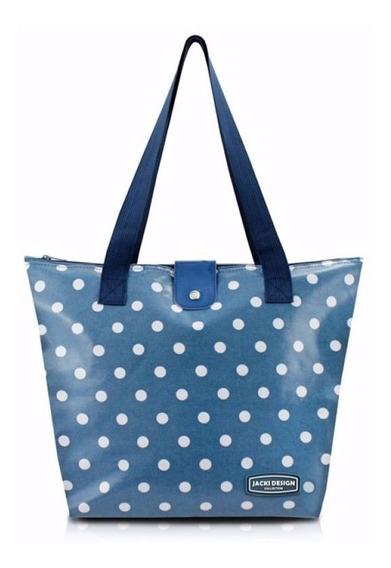 Bolsa Feminina Casual M Look Ahl16062 -jacki Design Promocao