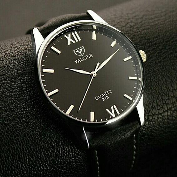 Relógio Masculino Yazole Quartz 318