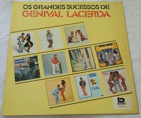 Lp Os Grandes Sucessos De Genival Lacerda (1991)
