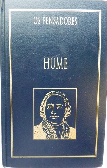 Livro Hume - Série Os Pensadores - Nova Cultural 1999 Barato