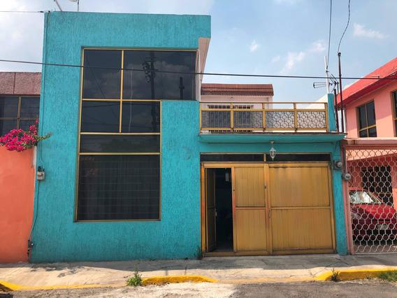 Hermosa Casa En Venta En Fracc. Los Laureles, Ecatepec