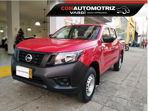 Nissan Np300 Frontier Doble Cabina 4x2 Id 39112 Modelo 2020