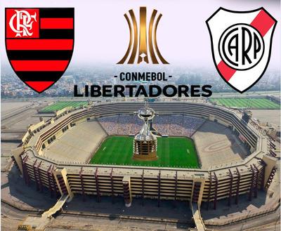 Final Libertadores Flamengo X River Plate