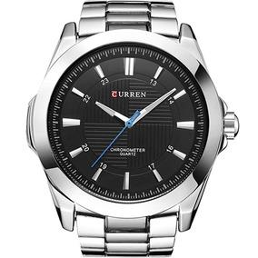 Relógio Curren Masculino Barato Garantia Nota 2595