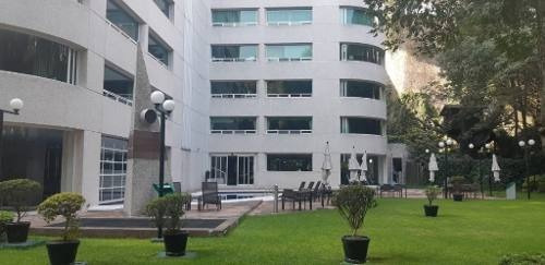 Renta Departamento De Lujo En Lomas De Chapultepec