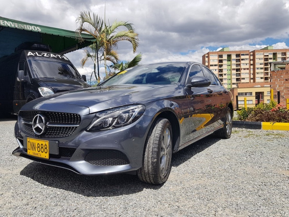 Mercedes Benz C180 2016 Solo 30 Mil Km Impecable 1aaa