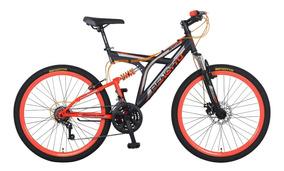 Bicicleta Benotto Rush26