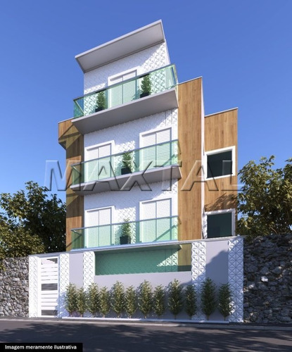 Apartamento 2 Dormitórios Em Condomíniio - Próximo Ao Metrô Parada Inglesa - Mi81735