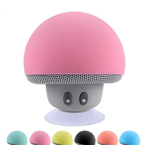 Parlante Portatil Bluetooth Mini Hongo 3w Manos Libres Usb