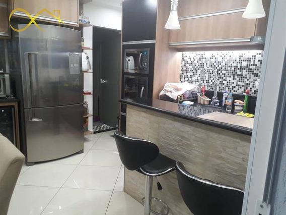 Casa Com 2 Dormitórios À Venda, 123 M² Por R$ 430.000,00 - Conjunto Habitacional Padre Anchieta - Campinas/sp - Ca1939