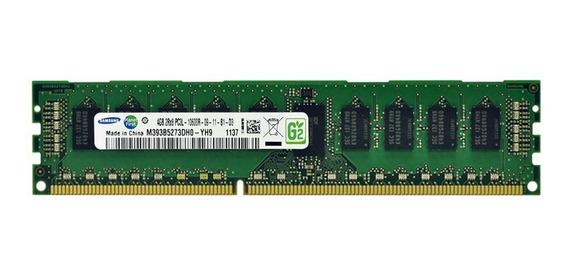 Memória Samsung Pc3l-10600r 4 Gb Ecc M393b5273dh0-yh9
