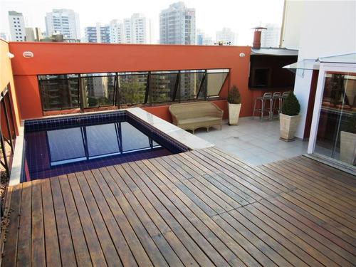 Imagem 1 de 30 de Apartamento Residencial À Venda, Morumbi, São Paulo. - Ap10803