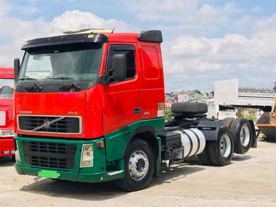 Volvo Fh12 420 6x2 Truck