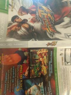 Street Fighter Iv Xbox 360