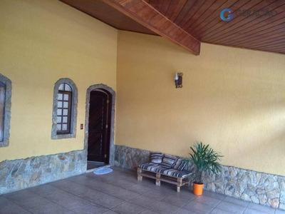 Casa Com 2 Dormitórios À Venda, 80 M² Por R$ 340.000 - Conjunto Residencial Trinta E Um De Março - São José Dos Campos/sp - Ca1533