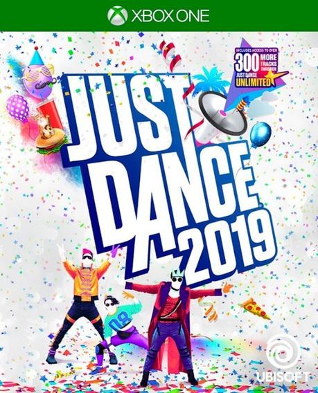 Just Dance 2019 Xbox One Digital Online + Brinde