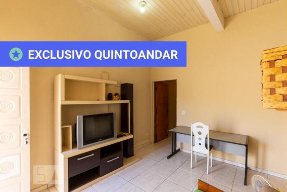 Apartamento Térreo Com 1 Dormitório E 1 Garagem - Id: 892945839 - 245839