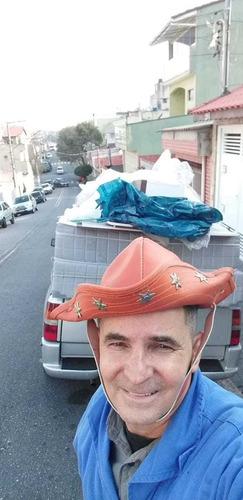 Imagem 1 de 3 de Carretos Em Santos