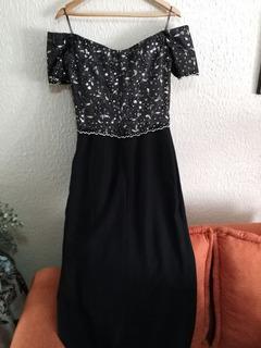 Vestido Elegante De Fiesta Talla 10 (m)
